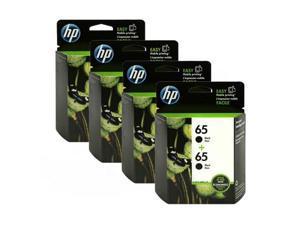 HP 65 Ink Cartridge - Dual Pack - Black