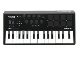 M Audio Axiom AIR Mini 32 Note USB MIDI Controller
