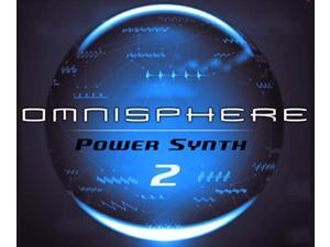 Spectrasonics Omnisphere 2 Virtual Synthesizer Software
