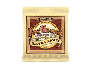 Ernie Ball 2006 Earthwood Extra Light Acoustic Guitar Strings