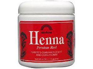 Rainbow Research Henna, PERSIAN RED, 4 OZ