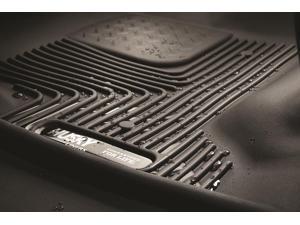 Husky X-Act Contour Black Front Floor Mat 2011-2016 Ford F250/350/450 Super Duty