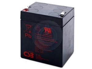 CSB GP1245 12V / 4.5AH Sealed Lead Acid Battery w/ F2 Terminal