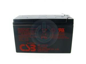 OEM CSB GP1272 12V/7.2 AH Sealed Lead Acid Battery