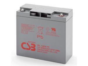 CSB Battery 12V 20Ah High Rate Long Life Battery