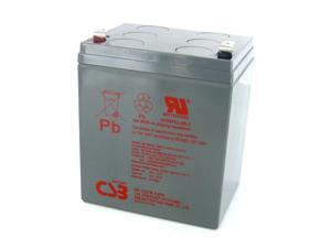 CSB HR1227WF2 FR 12V 27W High Rate SLA Battery