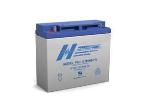 Power-Sonic PSH-12180NB-FR Sealed Lead Acid Battery