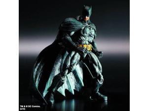 Batman Dark Knight Returns Skin Arkham City Play Arts Kai No. 4 Action Figure