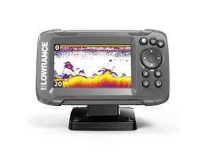 Humminbird Helix 5 Sonar G2 410190-1 Fish Finder System with DualBeam PLUS Technology