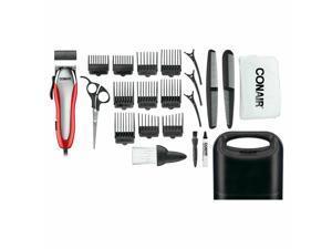 Conair HC221R Ultra Cut 23 Piece Hair Clipper Kit With Detachable Blades, 8 Pack
