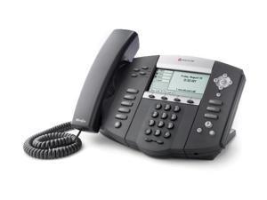 Polycom SoundPoint IP 550 (2200-12550-025) SoundPoint IP 550 4-Line IP Phone (POE)