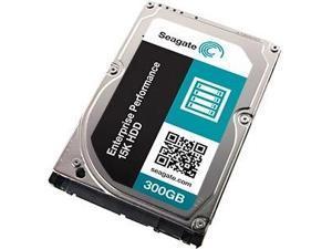 "Seagate Technology ST300MX0032 Seagate ST300MX0032 300 GB 2.5"" Internal Hard Drive - SAS - 15000 - 128 MB Buffer"