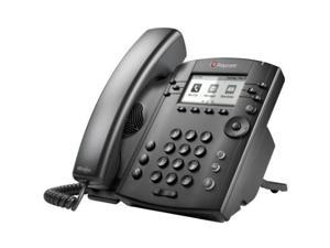 Polycom VVX 311 (2200-48350-001) 6-line Desktop Phone