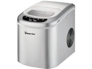 Magic Chef 27 lb Countertop Ice Maker - Silver MCIM22SVS Ice Maker 27 lb - Silver