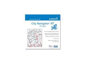 Garmin 010-10680-50 City Navigator NT Europe v9 Preprogrammed Cards