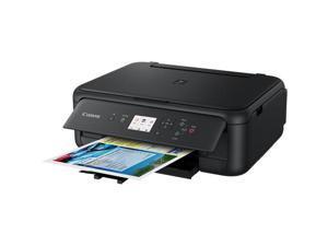 Canon PIXMA TS5120 BK ESAT Approx. 13 ipm Black Print Speed 4800 x 1200 dpi Color Print Quality InkJet MFC / All-In-One Color Inkjet Printer