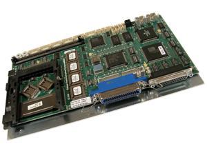 Zebra 140XiII Series 49701 Main Logic Board Assembly 48700 Rev.2 with Tray Board Assembly