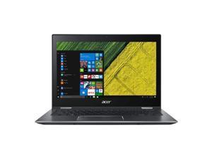 "Acer Spin 5 SP513-52N-8326 13.3"" Touchscreen LCD 2 in 1 Notebook - Intel Core i7 (8th Gen) i7-8550U Quad-core (4 Core) 1.80 GHz - 8 GB DDR4 SDRAM - 256 GB SSD - Windows 10 Pro 64-bit - 1920 x 1080 ..."