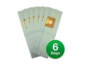 Replacement Vacuum Bags for Simplicity F3500 / F3500C / F3600 / F3700 / F3700C Vacuum models with Micro Filtration Type (single pack)