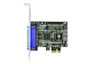 SIIG JJ-E02211-S1 SIIG DP CyberParallel Dual PCIe - 1 Pack - PCI Express x1