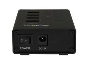 StarTech ST4CU424 StarTech.com 4-Port Charging Station for USB Devices - 48W/9.6A - 48 W Output Power - 120 V AC, 230 V AC Input Voltage - 12 V DC Output Voltage - 9.60 A Output Current