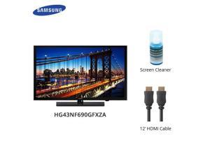 Samsung 690 Series 43 Inch Premium Direct Lit LED TV with Cable And Cleaner 43 Inch LED TV