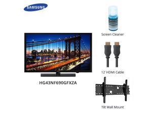 Samsung 690 Series 43 Inch Premium Direct Lit LED TV Bundle 43 Inch LED TV