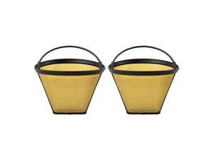 Replacement Coffee Filter for Mr. Coffee GTF3NP (2-Pack) Replacement Coffee Filter