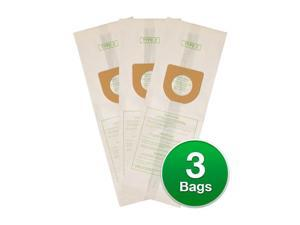 Replacement Vacuum Bags for Hoover TurboPower 4500 Vacuums - Paper Bag
