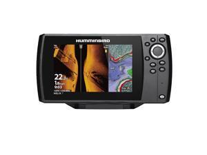 Humminbird HELIX 7 CHIRP Mega SI Fishfinder/GPS Combo G3- 410950-1 HELIX 7 CHIRP MEGA SI GPS G3