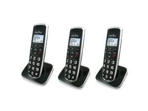 Clarity BT914HS Extra Cordless Handset (3 Pack) For BT914 Black