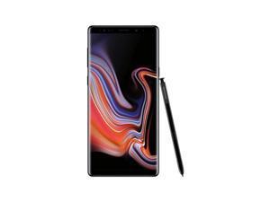 Samsung Galaxy Note9 SM-N960 512GB Smartphone - Midnight Black Galaxy Note9 512GB Smartphone