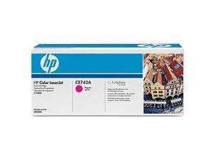 HP 307A - Magenta - original - LaserJet - toner cartridge (CE743A) HP 307A (CE743A) Magenta Original LaserJet Toner Cartridge - Magenta - Laser - 7300 Page - 1 Each