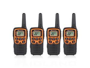 Two Way Radio (4 Radios) Midland-X-TALKER T51VP3