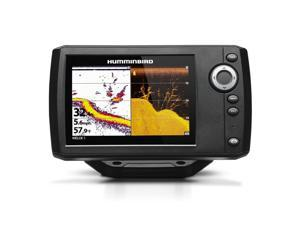 Humminbird Helix 5 DI G2 DualBeam sonar Plus Fishfinder w/ Transducer 410200-1