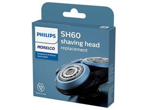 Philips Norelco Replacement Head for Series 6000 Shavers, SH60/72