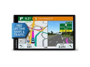 Garmin DriveSmart 61 LMT-S, 6.95 GPS Navigator, Free Map & Traffic Updates