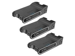 Replacement XBAT200 Battery for Shark ION Rocket,IONFlex & IONFlex 2X Cordless-3