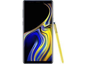 Samsung Note 9 Unlocked 128 GB Ocean Blue Galaxy Note9 128GB Smartphone