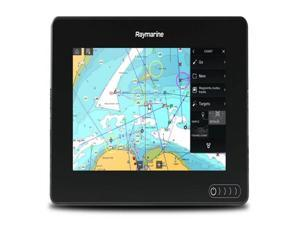 Raymarine E70364-00-101 Axiom 7-Inch Multi-functional Display - Built-in Downvision Sonar & WiFi w/ Mounting Bracket