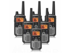 Midland X-Talker T290VP4 - Black (6 Radios) T290VP4 X-Talker Radio-Black