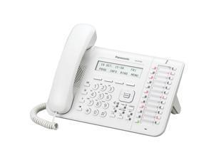 Panasonic KX-DT543 White 24 Button 3-line Digital Telephone
