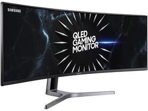 "SAMSUNG CRG9 49"" VA LED UWQHD 3440x1440 120hz 4ms LC49RG90SSNXZA Gaming Monitor"