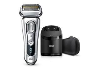Braun Series 9 9370CC Men's Waterproof Rechargeable Electric Trimmer