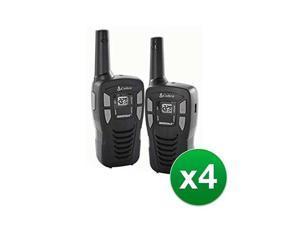 Cobra CX195 16 Mile Two Way Radio - (4-Pack) Two Way Radio