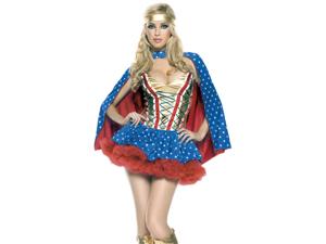 f2ab94747b0 Adult Hero Girl Costume ...