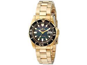 Invicta Women's 2962 Pro Diver Analog Display Swiss Quartz Gold Watch