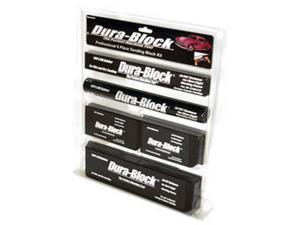 DuraBlock AF44A Kit 6-Piece Sanding Block Set 4400 4401 4402 4404 2x-4405