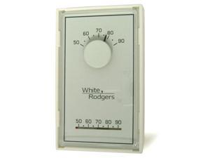 White Rodgers Mercury Free Mechanical T-Stat White Rodgers Thermostats 1E30N-910