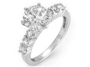 1.00 ctw 7 Stone Diamond Ring